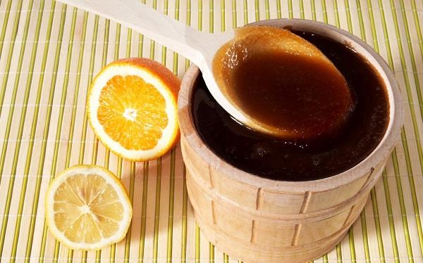 천연 메밀 꿀