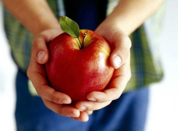 사과의 인체에의 사용, 구성, 해로움은 무엇입니까? 모든 사람들에게 가능한 과일입니까?