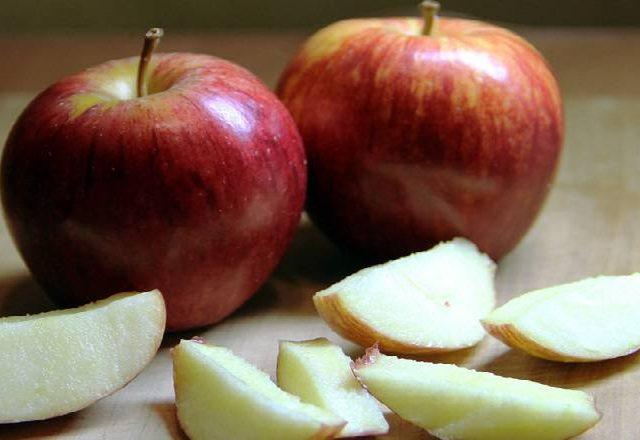 애플이 얼어 버린다.
